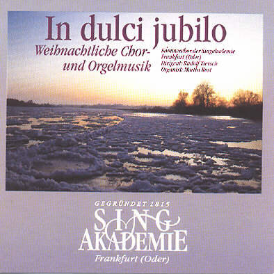 CD-Cover Le Laudi